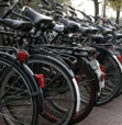Bicycle parking stations, bicycle rent, charging points electric bikes